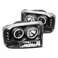 2008-2010 6.4L Powerstroke - Headlights
