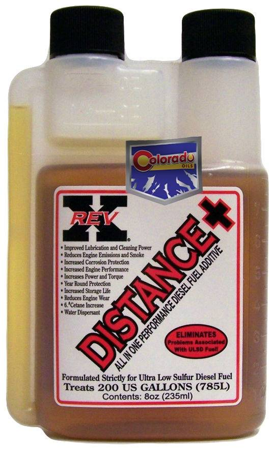 Rev-X Distance+ All-In-One Diesel Fuel Additive