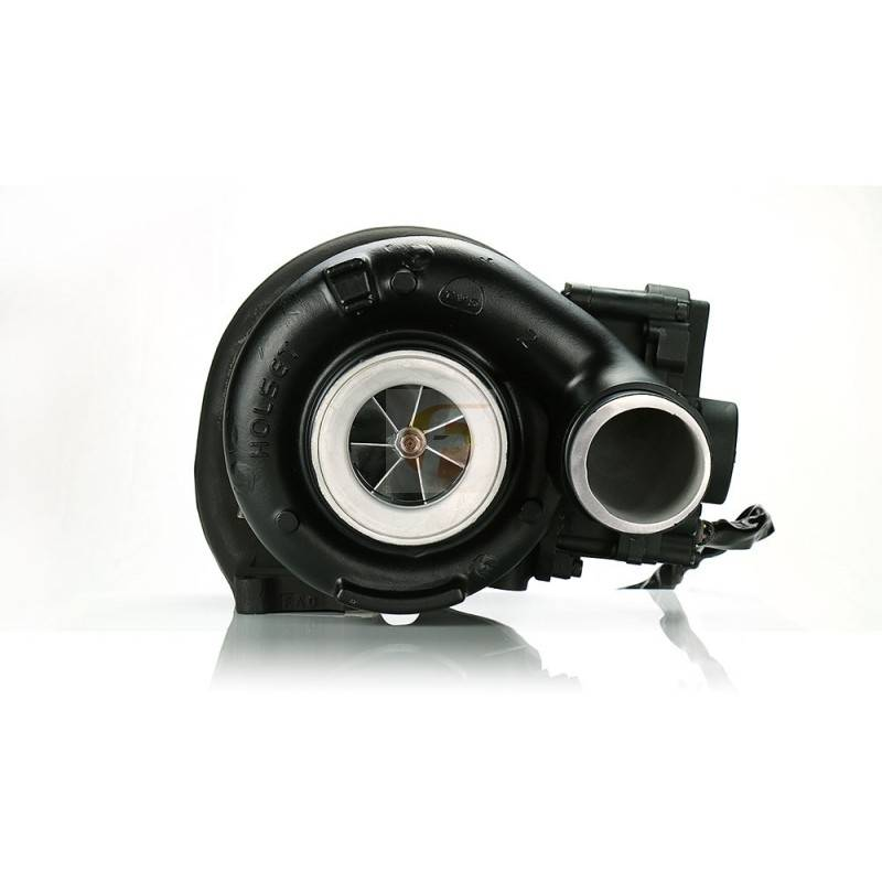 Fleece Performance 63mm FMW Holset VGT Cheetah Turbocharger For 13-17 6 7  Cummins