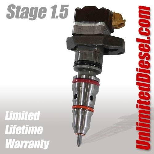 Unlimited Diesel Stage 1 5 Fuel Injector Set