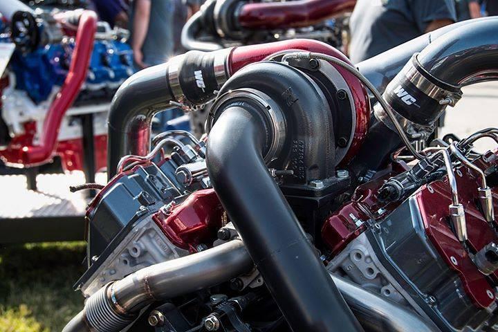 WCFab S300 Single Turbo Install Kit For 06-07 LBZ Duramax