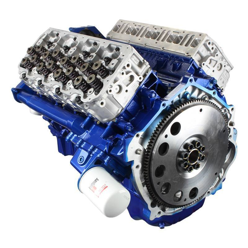 Industrial Injection Duramax 04 5-06 LLY Race Performance Long Block