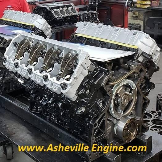 Asheville Engine Entry Level