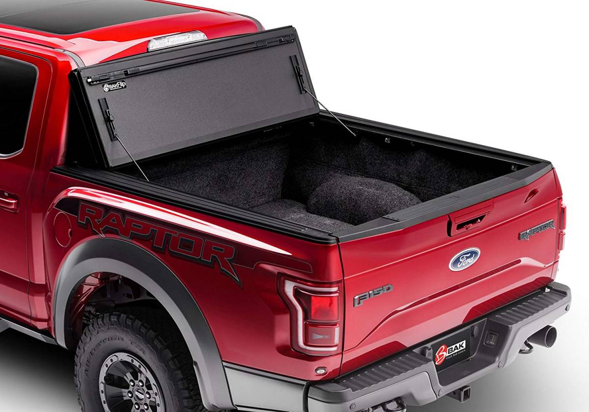 Bakflip Mx4 Review >> BAK Industries BakFlip MX4 Tonneau Bed Cover For 15-19 F ...