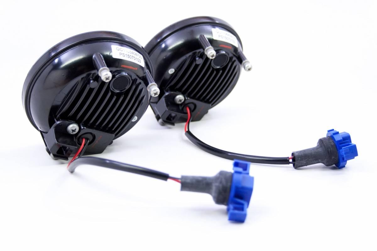 Morimoto XB LED Fog Lights For 15-18 GMC Sierra 2500/3500