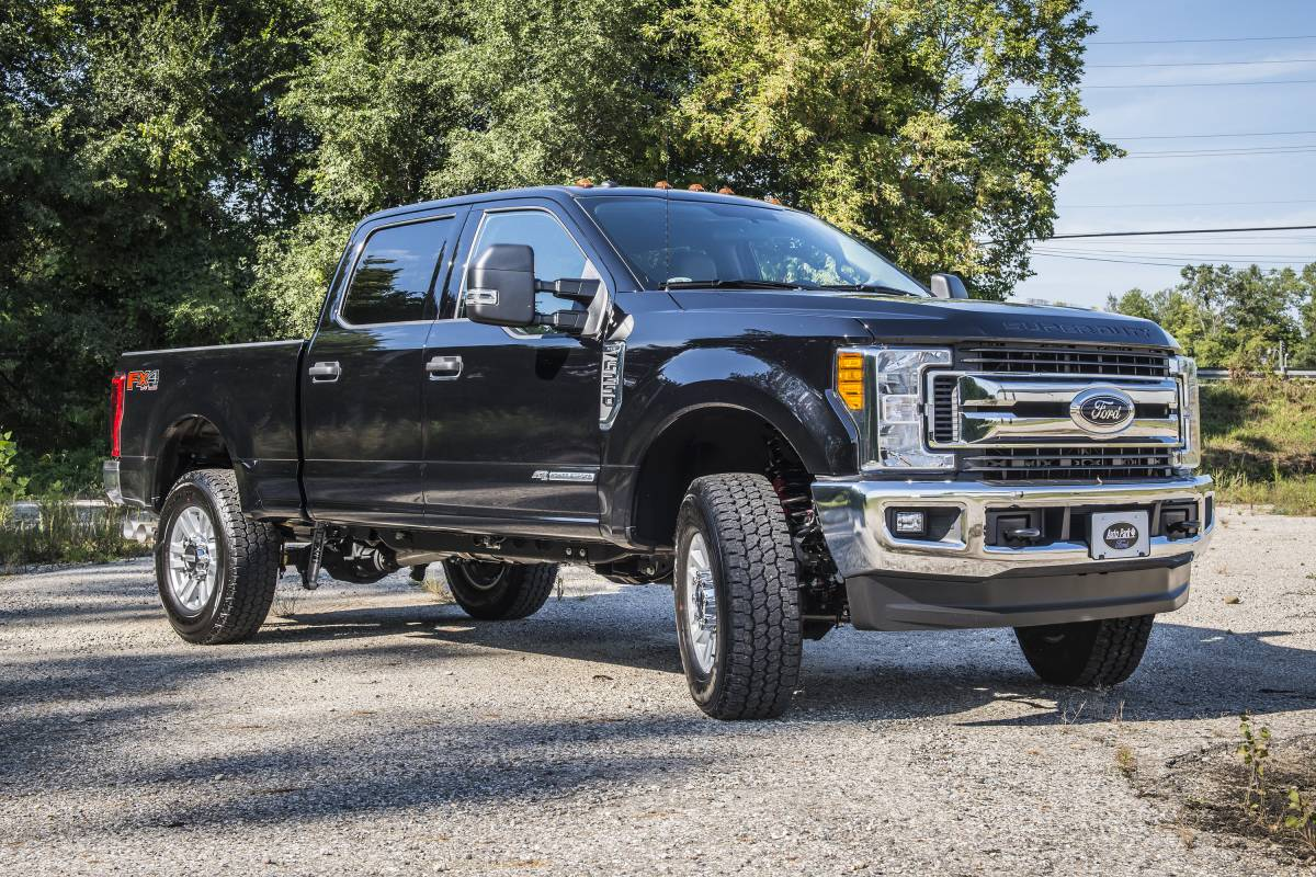 2017 F250 Leveling Kit >> Bds 2 Leveling Kit With Fox 2 0 Series Shocks For 17 19 Ford F 250 F 350