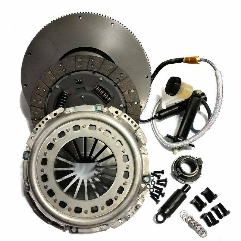 Valair Oem Replacement Clutch With Hydraulics For 05 5 18 5 9l 6 7l Cummins