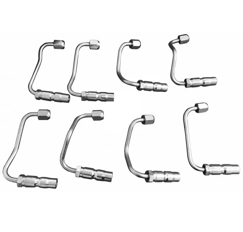 2001-2004 6.6L DIESEL INJECTION LINE SET OF 8 FOR CHEVY DURAMAX LB7 97188720