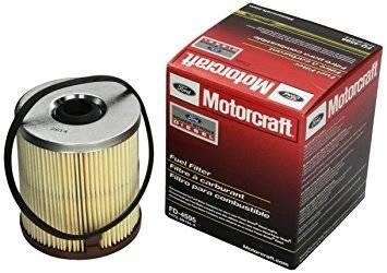 motorcraft - oem motorcraft fuel filter for 94-97 7 3 powerstroke