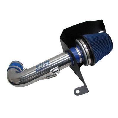 BBK Performance - BBK Cold Air Intake Kit - Chrome For 11-14 Ford Mustang GT 5.0