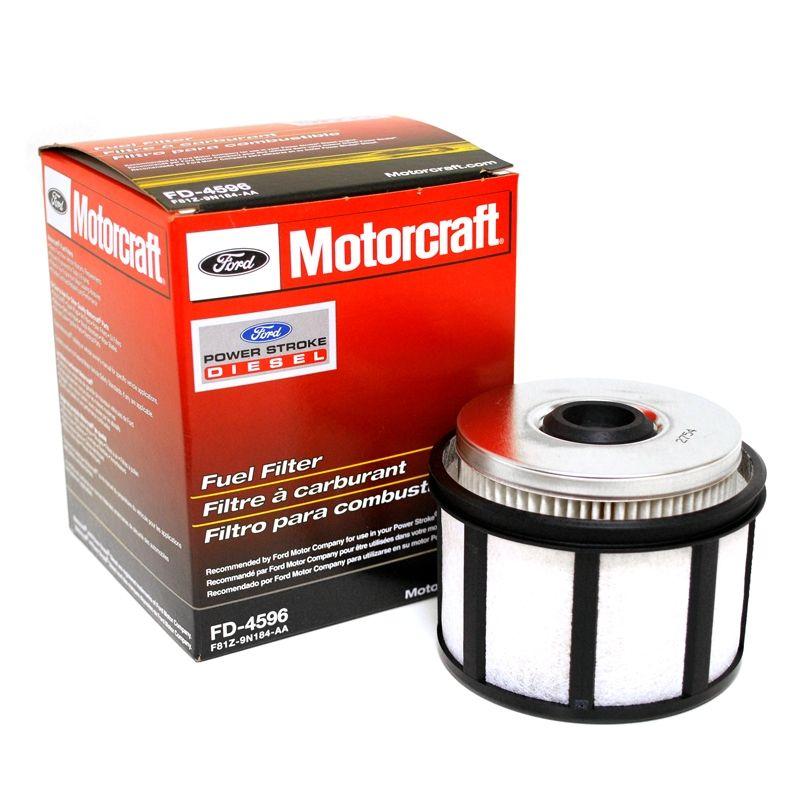 Oem Motorcraft Fuel Filter For 99 03 7 3 Powerstroke