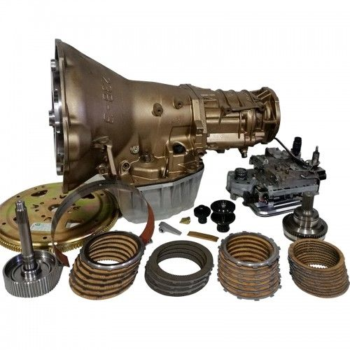Firepunk - Firepunk FPTMP Towmaster Plus Transmission Package For 94-07 5.9 Cummins
