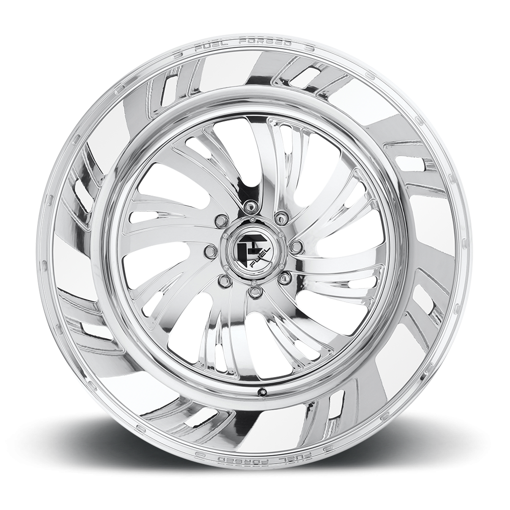 Fuel Off-Road Wheels - Fuel Forged FF32-8 Wheel