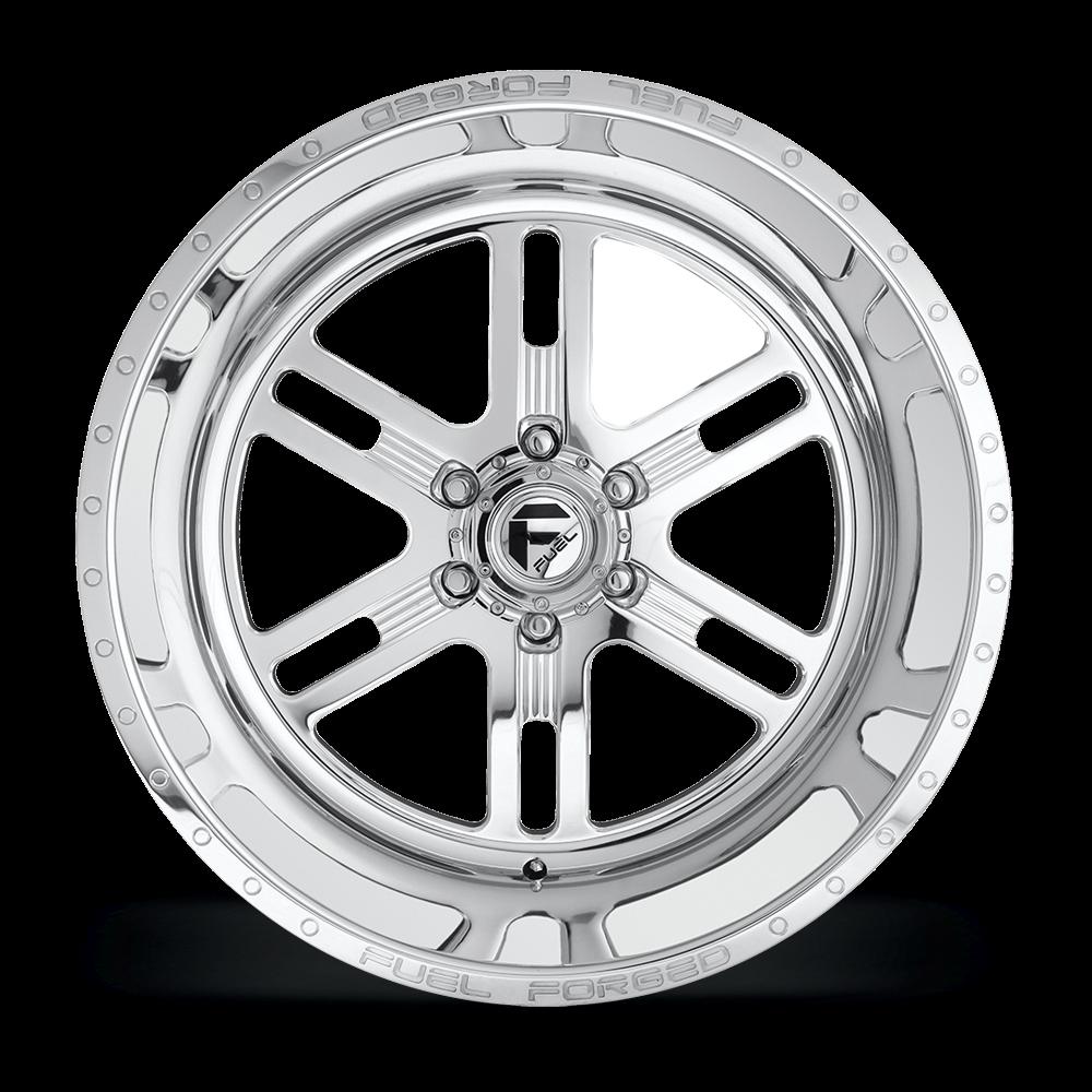 Fuel Off-Road Wheels - Fuel Forged FF33-6 Wheel