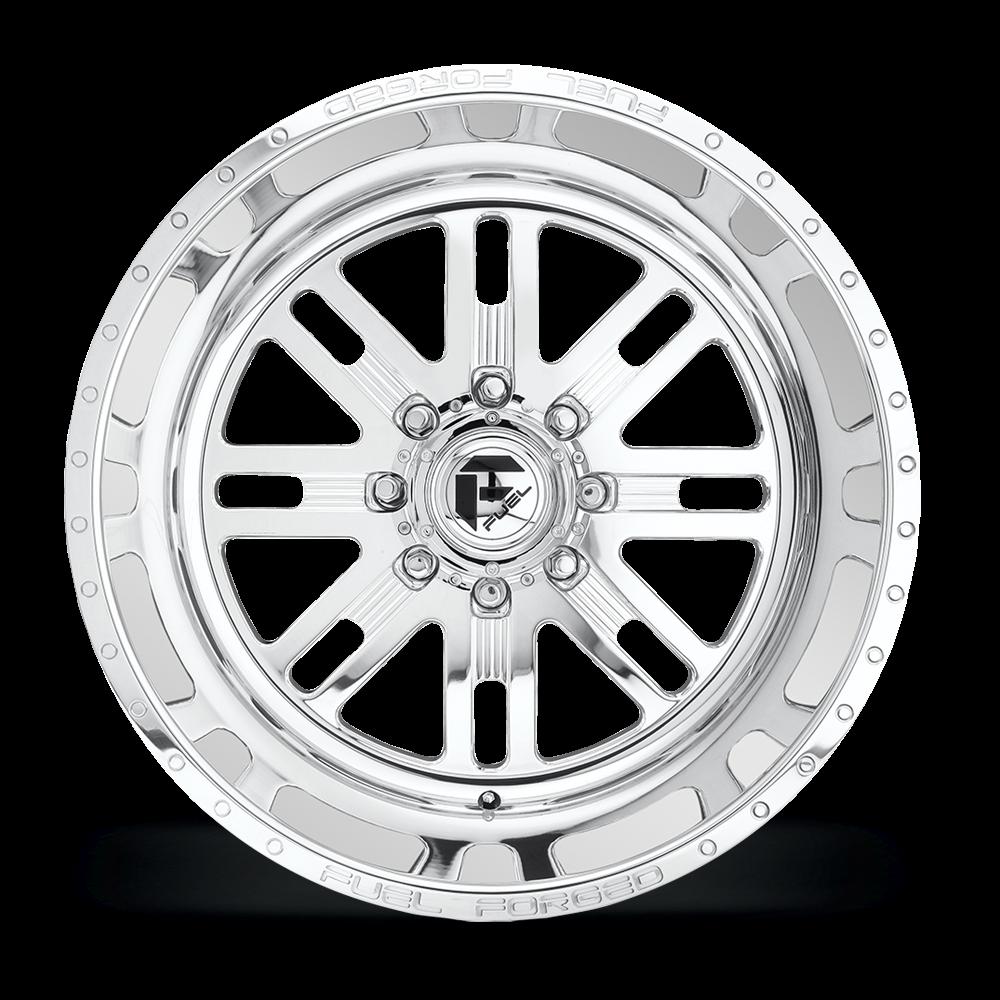 Fuel Off-Road Wheels - Fuel Forged FF33-8 Wheel