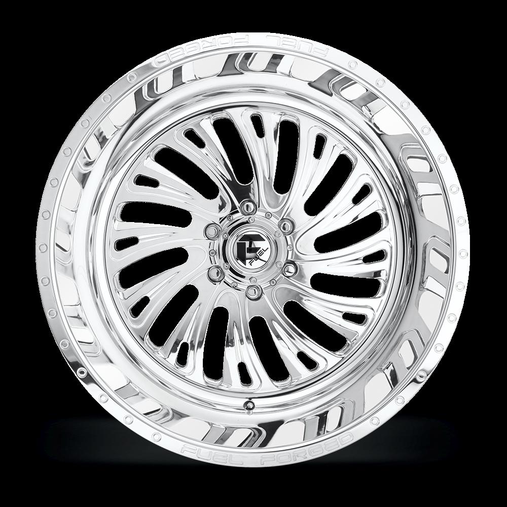Fuel Off-Road Wheels - Fuel Forged FF35 Wheel