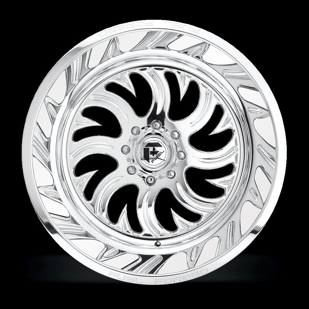 Fuel Off-Road Wheels - Fuel Forged FF36 Wheel