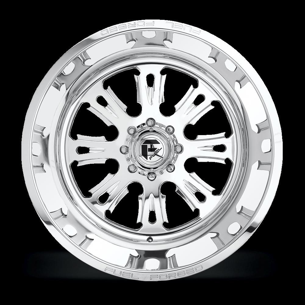 Fuel Off-Road Wheels - Fuel Forged FF38 Wheel