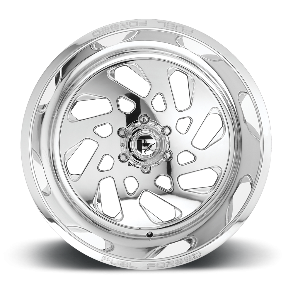 Fuel Off-Road Wheels - Fuel Forged FF40-6 Wheel