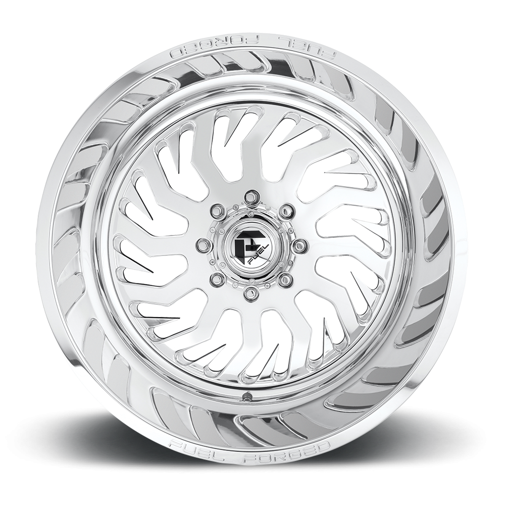Fuel Off-Road Wheels - Fuel Forged FF43 Wheel
