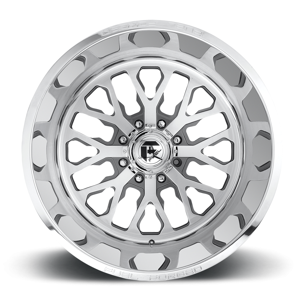Fuel Off-Road Wheels - Fuel Forged FF45-8 Wheel