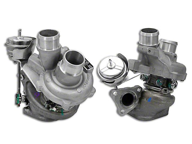 Ford Performance Twin Turbo Upgrade Kit For 13-16 3.5 ...