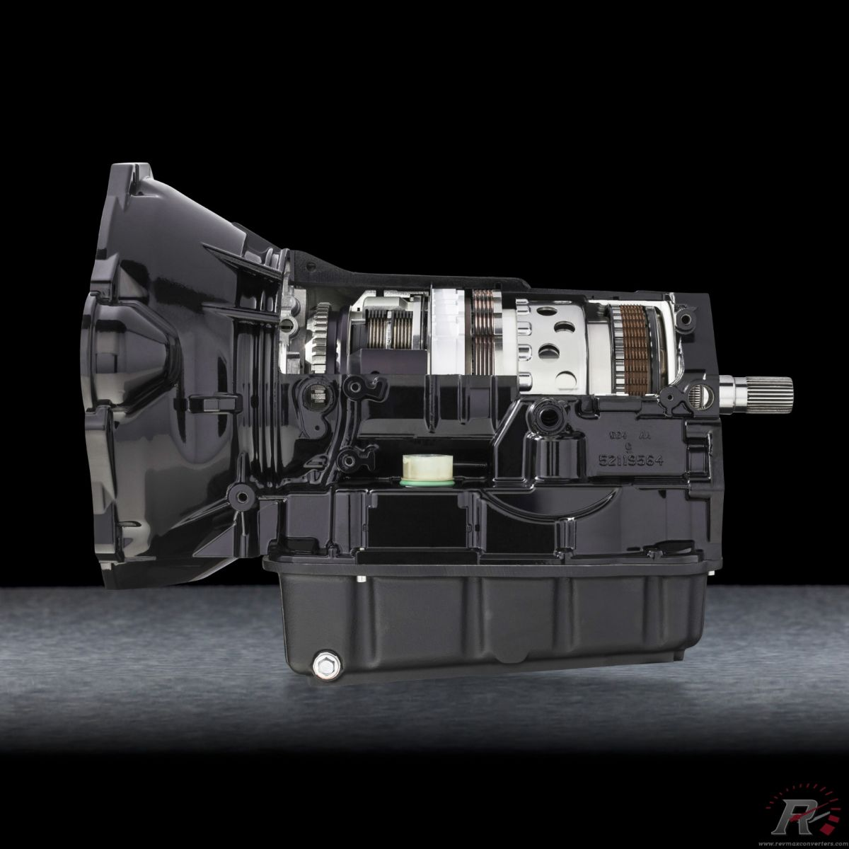Revmax - Revmax Signature Series 700 68RFE Transmission For 07.5-19 6.7 Cummins