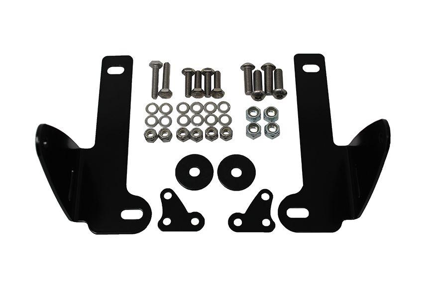 baja designs 20 u0026quot  light bar bumper mount kit for 10