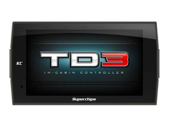Superchips - Superchips TrailDash 3 Programmer Monitor For 07-14 Jeep Wrangler JK