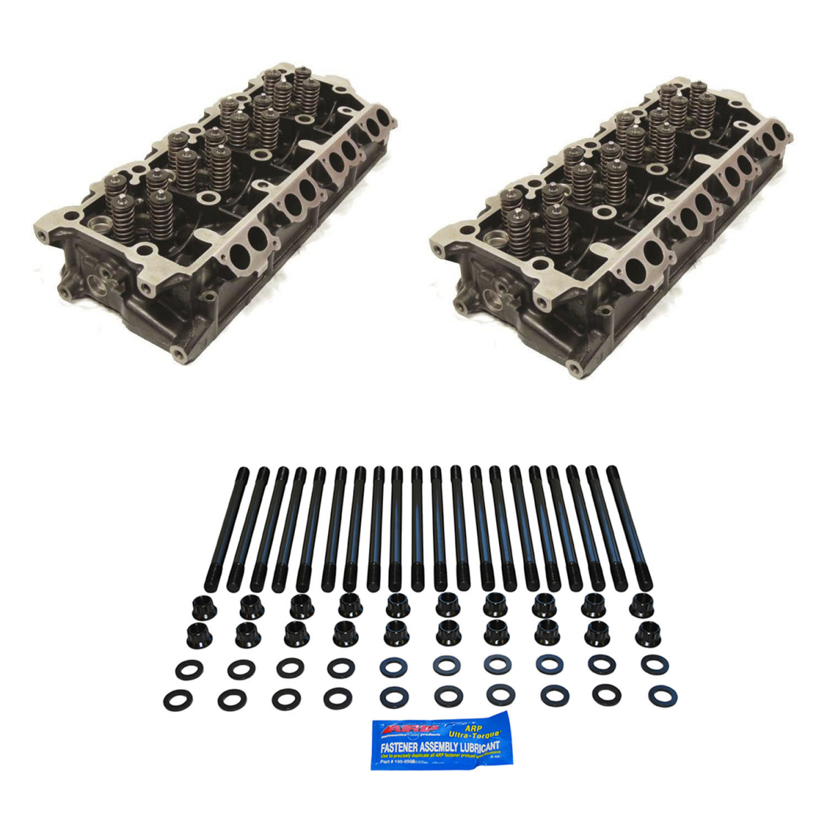 ARP - *NEW* Promaxx 18mm Cylinder Heads & ARP Studs For 03-06 Ford 6.0L Powerstroke