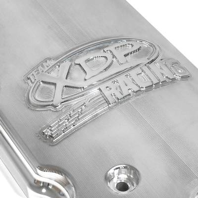 XDP - XDP Billet Aluminum Team XDP Racing Valve Cover For 06-17 5.9/6.7 Cummins - Image 2