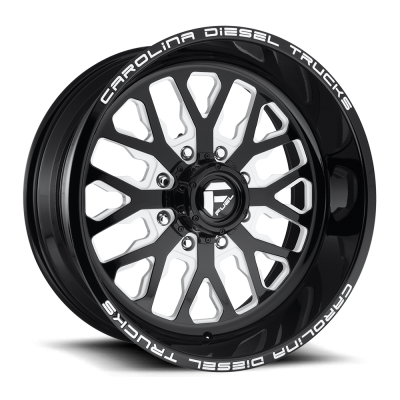 Fuel Off-Road Wheels - Fuel Forged FF45-8 Wheel - Image 4