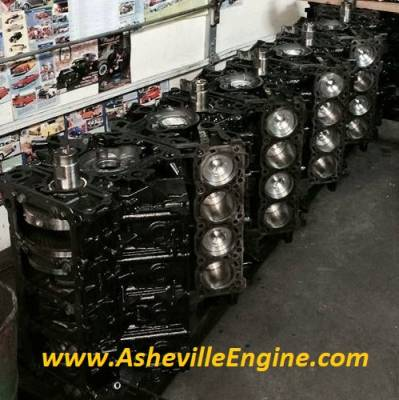 """Asheville Engine - Asheville Engine Entry Level """"Plus"""" Replacement Block For 03-07 6.0 Powerstroke - Image 3"""