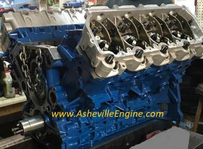 "Asheville Engine - Asheville Engine Entry Level ""Plus"" Replacement Block For 03-07 6.0 Powerstroke - Image 2"
