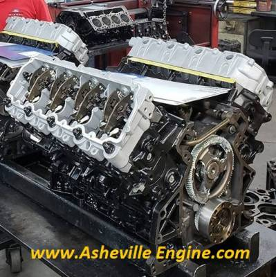 """Asheville Engine - Asheville Engine Entry Level """"Plus"""" Replacement Block For 03-07 6.0 Powerstroke - Image 1"""