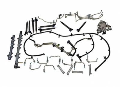 6.7 Powerstroke Injectors >> OEM Fuel System Contamination Repair Kit For 17-19 6.7 ...