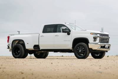 Cognito Motorsports Truck - Cognito Motorsports Truck 3-Inch Performance Leveling Kit With Fox PS 2.0 IFP Shocks for 2020 Silverado/Sierra 2500/3500 2WD/4WD 110-P0779 - Image 3