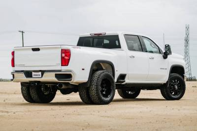 Cognito Motorsports Truck - Cognito Motorsports Truck 3-Inch Performance Leveling Kit With Fox PS 2.0 IFP Shocks for 2020 Silverado/Sierra 2500/3500 2WD/4WD 110-P0779 - Image 4