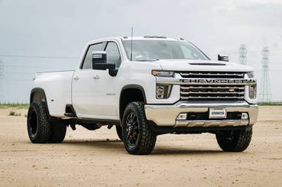 Cognito Motorsports Truck - Cognito Motorsports Truck 3-Inch Performance Leveling Kit With Fox PS 2.0 IFP Shocks for 2020 Silverado/Sierra 2500/3500 2WD/4WD 110-P0779 - Image 2