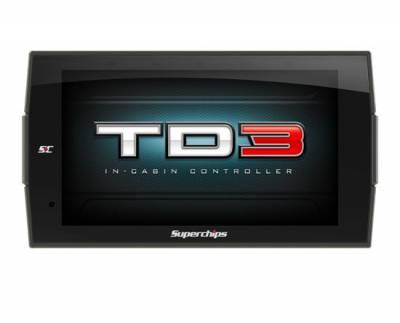 Superchips - Superchips TrailDash 3 Programmer Monitor For 2020-2021 Jeep Gladiator JT 3.6L - Image 1