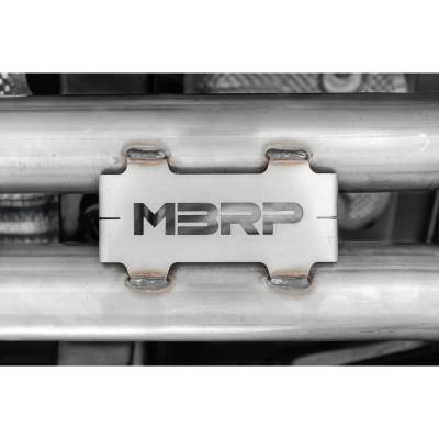 MBRP - MBRP PRO Series 3 Inch Stainless Steel Muffler Bypass For 2021+ Dodge RAM TRX 1500, 6.2L S/C Hemi Supercharged - Image 3