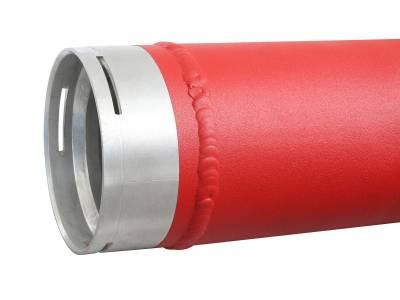 """aFe Power - aFe BladeRunner 3"""" Red Hot & Cold Side Intercooler Pipe Kit For 14-15 Ram 3.0L EcoDiesel - Image 5"""